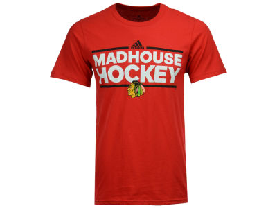Chicago Blackhawks adidas NHL Men's Dassler Local T-shirt
