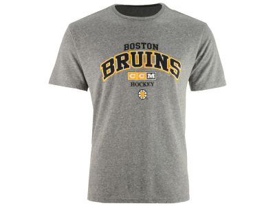 Boston Bruins CCM NHL Men's Practice Tri-blend T-shirt