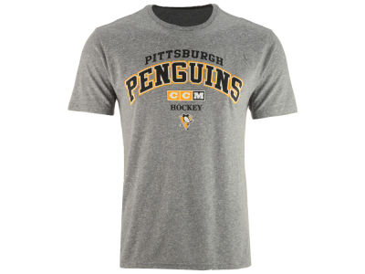 Pittsburgh Penguins CCM NHL Men's Practice Tri-blend T-shirt
