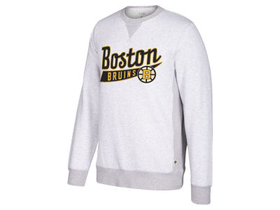 Boston Bruins CCM NHL Men's Pennant Crew Sweatshirt