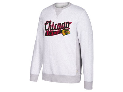 Chicago Blackhawks CCM NHL Men's Pennant Crew Sweatshirt
