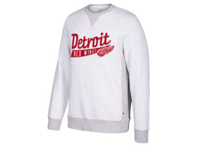 Detroit Red Wings CCM NHL Men's Pennant Crew Sweatshirt