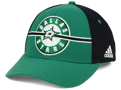 Dallas Stars adidas NHL Circle Adjustable Cap