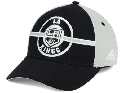 Los Angeles Kings adidas NHL Circle Adjustable Cap