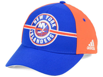 New York Islanders adidas NHL Circle Adjustable Cap