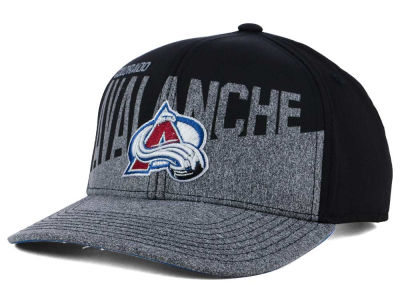 Colorado Avalanche adidas NHL Slashing Adjustable Cap