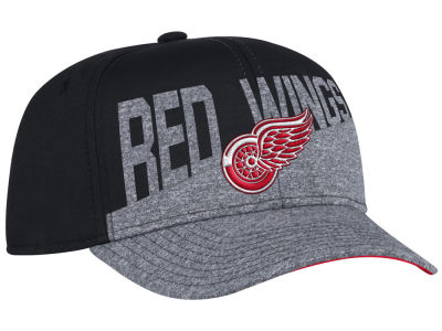 Detroit Red Wings adidas NHL Slashing Adjustable Cap 7daa408e9