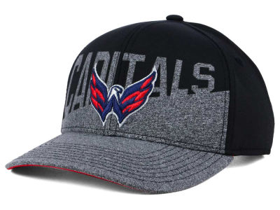 Washington Capitals adidas NHL Slashing Adjustable Cap