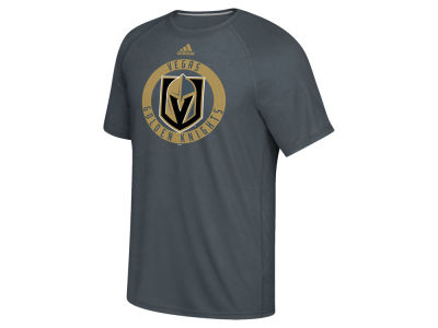 Vegas Golden Knights adidas NHL Men's Ultimate Practice T-shirt