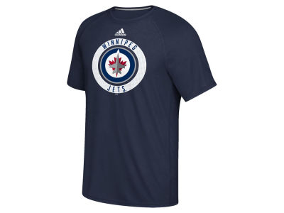 Winnipeg Jets adidas NHL Men's Ultimate Practice T-shirt