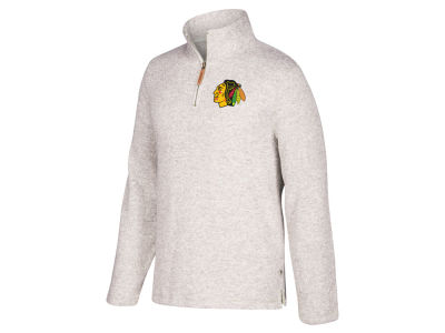 Chicago Blackhawks CCM NHL Men's Heritage Quarter Zip Pullover