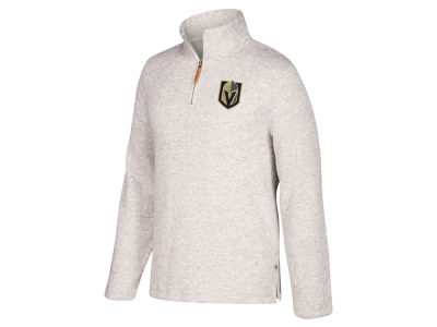Vegas Golden Knights CCM NHL Men's Heritage Quarter Zip Pullover