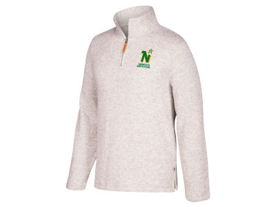 Minnesota North Stars CCM NHL Men's Heritage Quarter Zip Pullover