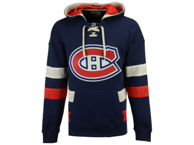 Montreal Canadiens CCM NHL Men's Pullover Jersey Hoodie
