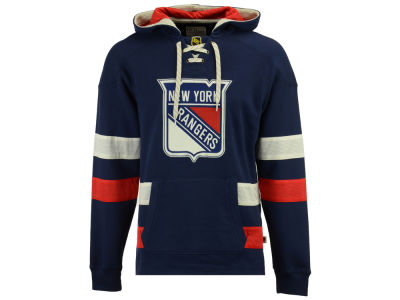 New York Rangers CCM NHL Men's Pullover Jersey Hoodie