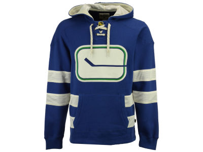 Vancouver Canucks CCM NHL Men's Pullover Jersey Hoodie