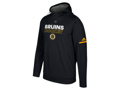 Boston Bruins adidas NHL Men's Authentic Pro Hoodie