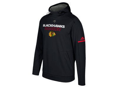 Chicago Blackhawks adidas NHL Men's Authentic Pro Hoodie