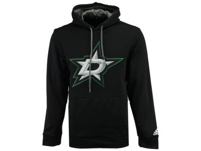 Dallas Stars adidas NHL Men's Primary Pullover Social Hoodie