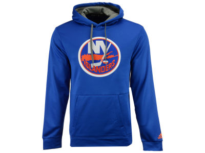New York Islanders adidas NHL Men's Primary Pullover Social Hoodie
