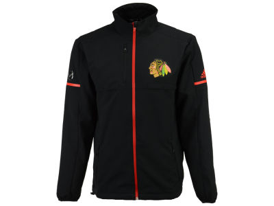 Chicago Blackhawks adidas NHL Men's Authentic Rink Jacket