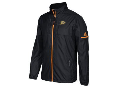 Anaheim Ducks adidas NHL Men's Authentic Rink Jacket
