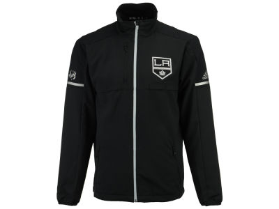 Los Angeles Kings adidas NHL Men's Authentic Rink Jacket