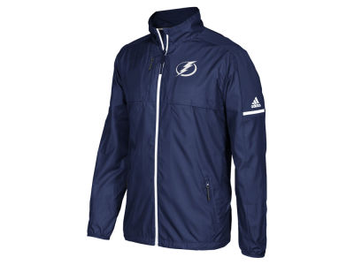 Tampa Bay Lightning adidas NHL Men's Authentic Rink Jacket