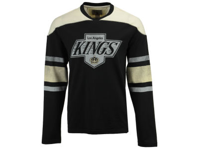 Los Angeles Kings CCM NHL Men's Crew Long Sleeve T-shirt