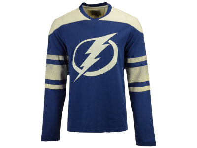 Tampa Bay Lightning CCM NHL Men's Crew Long Sleeve T-shirt