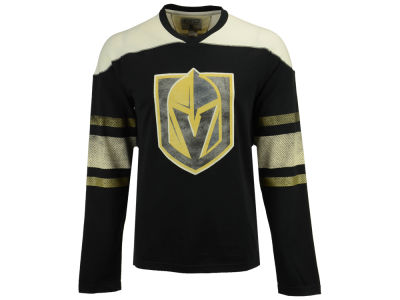 Vegas Golden Knights CCM NHL Men's Crew Long Sleeve T-shirt