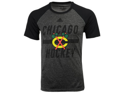 Chicago Blackhawks adidas NHL Men's Breakaway T-Shirt