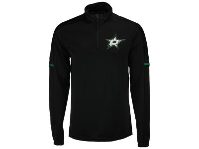 Dallas Stars adidas NHL Men's Authentic Pro Quarter Zip Pullover