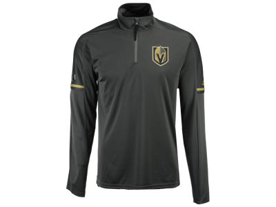 Vegas Golden Knights adidas NHL Men's Authentic Pro Quarter Zip Pullover