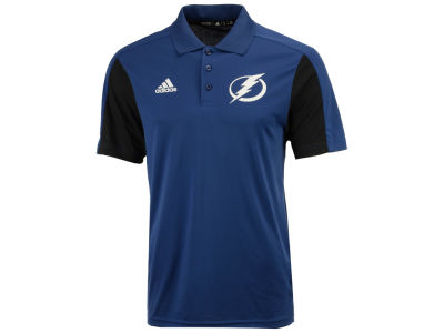 Tampa Bay Lightning adidas NHL Men's Authentic Pro Game Day Polo