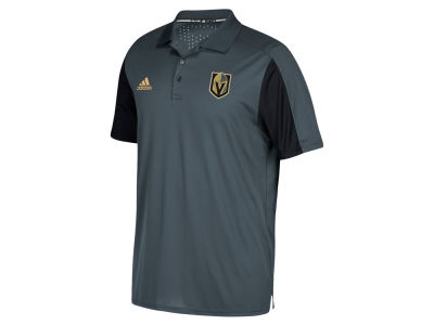 Vegas Golden Knights adidas NHL Men's Authentic Pro Game Day Polo