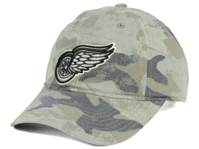 Detroit Red Wings adidas NHL Camo Slouch Cap