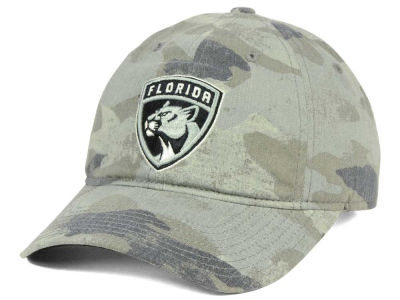 Florida Panthers adidas NHL Camo Slouch Cap