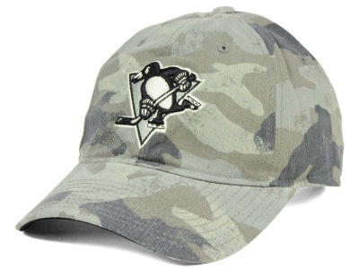 Pittsburgh Penguins adidas NHL Camo Slouch Cap