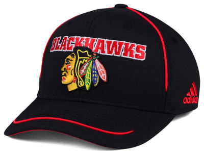 Chicago Blackhawks adidas NHL Piper Adjustable Cap