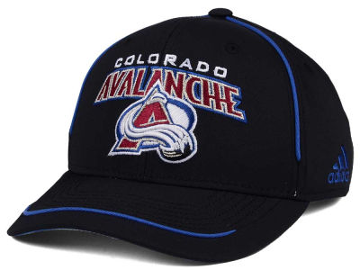 Colorado Avalanche adidas NHL Piper Adjustable Cap