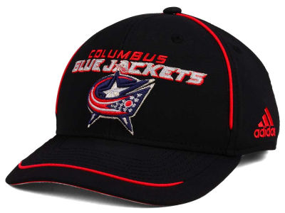 Columbus Blue Jackets adidas NHL Piper Adjustable Cap