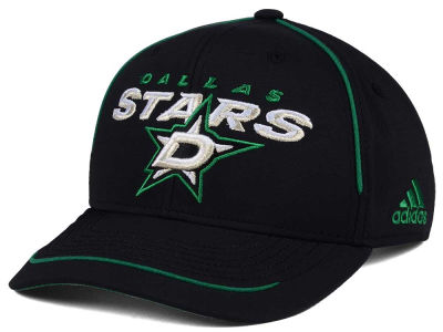 Dallas Stars adidas NHL Piper Adjustable Cap