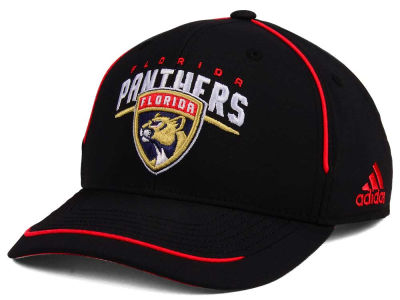 Florida Panthers adidas NHL Piper Adjustable Cap