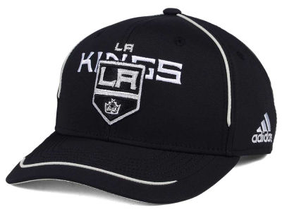 Los Angeles Kings adidas NHL Piper Adjustable Cap