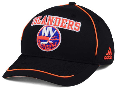 New York Islanders adidas NHL Piper Adjustable Cap