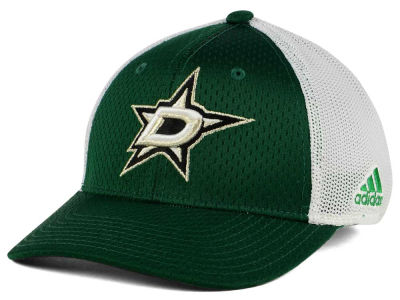 Dallas Stars adidas NHL Mesh Flex Cap