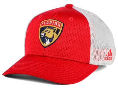 Florida Panthers adidas NHL Mesh Flex Cap