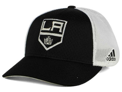 Los Angeles Kings adidas NHL Mesh Flex Cap