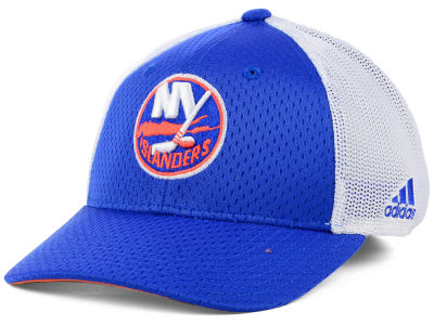 New York Islanders adidas NHL Mesh Flex Cap